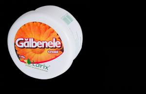 Crema galbenele 40 gr Larix
