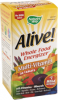 Alive !(Fara Fier) 30Tb Multivitamin Nature's Way