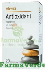 Antioxidant 20 Cpr Alevia
