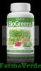 Biogreens superfood vegan cu lastari,alge si germeni 120 capsule