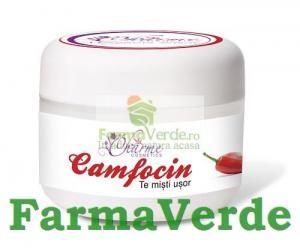 Camfocin Crema cu camfor si ardei uite 50 ml Charme Cosmetics