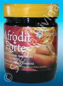 Afrodit Forte in Miere 270 gr Steaua Divina