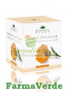 Crema hidratanta cu galbenele,vitamine,pantenol Cosmetic Plant