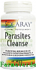 Nou!!! parasites cleanse 60 tb antiparazitar solaray secom
