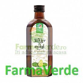 Bitter cu Noni 55 plante 250 ml Steaua Divina