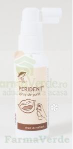 PERIDENT spray de gura ProNatura Medica