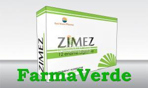 Zimex 12 enzime digestive 10 capsule Sun Wave Pharma