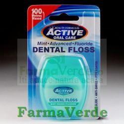 Beauty Formulas Active ata interdentara ceruita fluor si menta