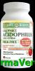 Acidophilus cu bifidus 30 cpr nature's bounty walmark