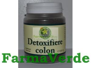 Detoxifiere colon