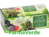 Ceai verde cu fructe de padure 20 pliculete 2g belin nova plus