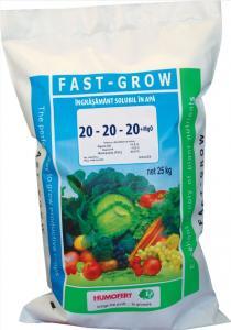 Ingrasamant echilibrat NPK Fast Grow 20-20-20