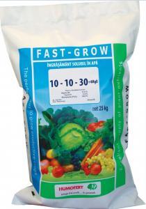 Ingrasamant NPK Fast Grow 10-10-30