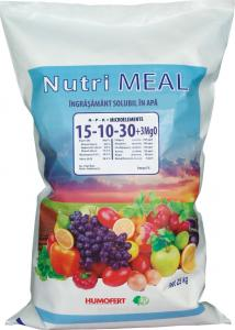 Ingrasamant NPK Nutri Meal 15-10-30