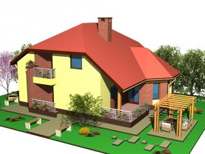 Proiect gratuit casa ANDREA