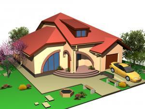 Proiect gratuit casa CAMELIA