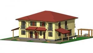 Proiect gratuit casa DOINA