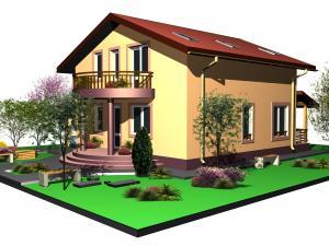 Proiect gratuit casa ELENA