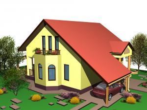 Proiect gratuit casa FLORINA