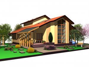 Proiect gratuit casa IOANA