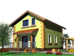 Proiect gratuit casa IRINA