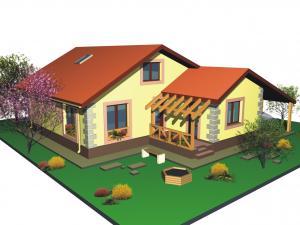 Proiect gratuit casa IZABELA