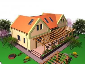 Proiect gratuit casa MARCELA