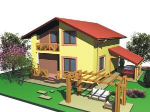Proiect gratuit casa MIHAELA