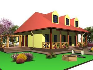 Proiect gratuit casa SIMONA