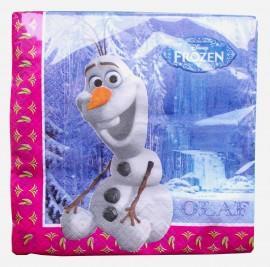 20 Servetele 33x33cm OLAF