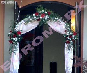 Aranjamente florale pentru nunti