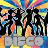 16 servetele mari DISCO DANCERS