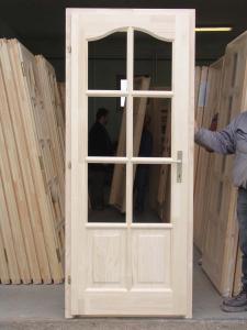 Usi lemn brad