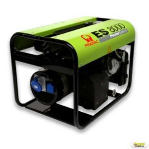 Generator pramac monofazat es8000