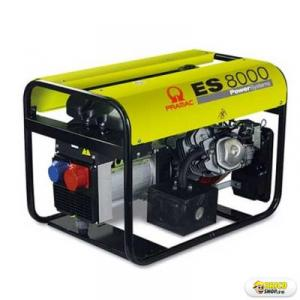 Generator pramac trifazat es8000