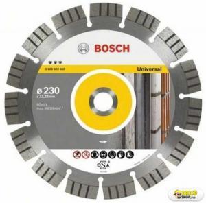 Disc taiere universala Bosch 230/ BEST