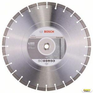 Panza diamantata debitat beton armat Bosch Best, 400 mm, prindere 20/25.4 mm Bosch