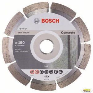 Panza flex debitare beton armat Bosch Standard, 150 mm, prindere 22.23 mm Bosch