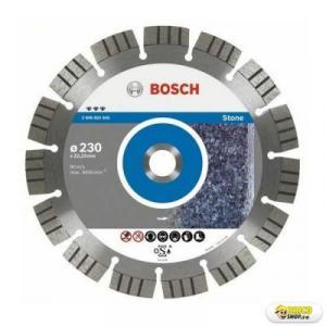 Disc taiere piatra Bosch 300/ BEST