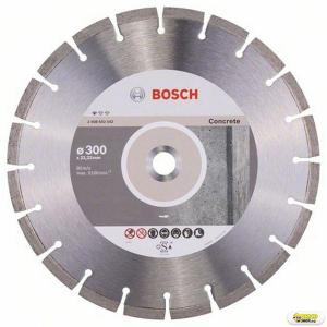 Disc debitare beton Bosch Standard, 300 mm, prindere 22.23 mm Bosch