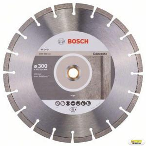 Disc taiere beton armat Bosch Standard, 300 mm, prindere 20/25.4 Bosch