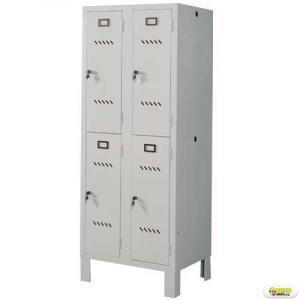 Dulap vestiar Preti Compact Clasic Suprapus 2+2 usi 500x620x1800