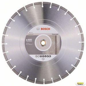 Disc diamantat taiere beton armat Bosch Standard 400 mm, prindere 20/25.4 mm Bosch