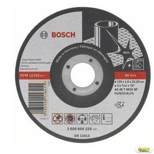 Disc taiere Bosch Rapido LongLife 115x1.0 mm Bosch