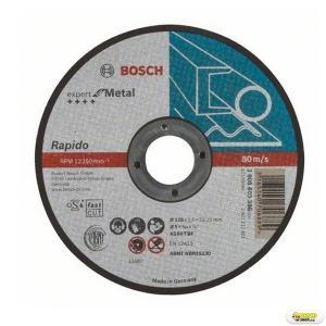Panza flex Bosch taiere metal 125X1.0 mm Bosch
