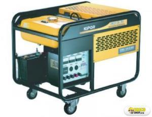 Generator Kipor KGE 12 E3