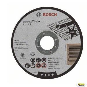 Disc taiere inox Bosch Rapido 115x1.6 mm Bosch