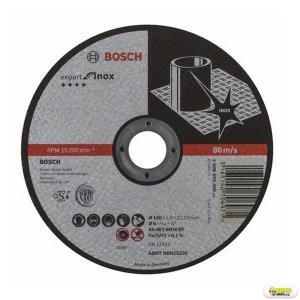 Disc taiere inox Bosch Rapido 150x1.6 mm Bosch