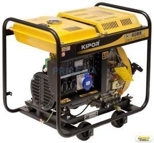 Generator kipor kde 6500 s