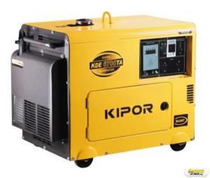 Generator Kipor KDA 6700